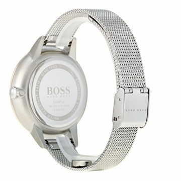 Hugo Boss Unisex Multi Zifferblatt Quarz Uhr mit Edelstahl Armband 1502423 - 6