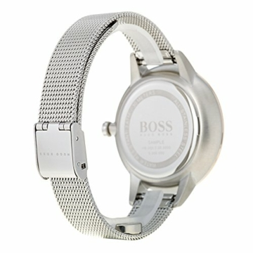 Hugo Boss Unisex Multi Zifferblatt Quarz Uhr mit Edelstahl Armband 1502423 - 7