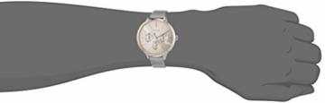 Hugo Boss Unisex Multi Zifferblatt Quarz Uhr mit Edelstahl Armband 1502423 - 8