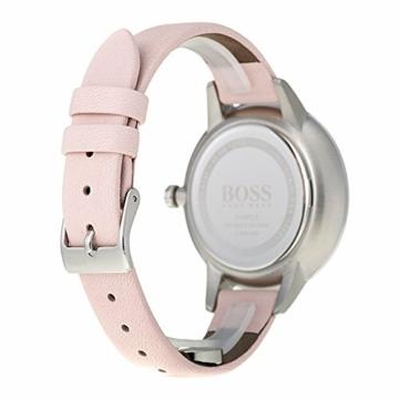 Hugo Boss Unisex Multi Zifferblatt Quarz Uhr mit Leder Armband 1502419 - 6