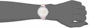 Hugo Boss Unisex Multi Zifferblatt Quarz Uhr mit Leder Armband 1502419 - 8