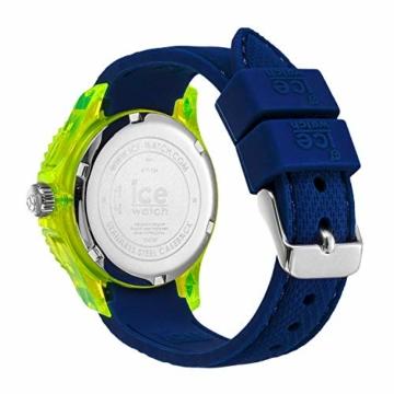 Ice-Watch - ICE cartoon Spaceship - Blaue Jungenuhr mit Silikonarmband - 017734 (Small) - 4