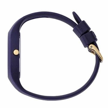 Ice-Watch - ICE cosmos Blue shades - Blaue Damenuhr mit Silikonarmband - 016301 (Small) - 4