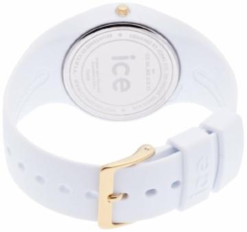 Ice-Watch - ICE glam White - Weiße Damenuhr mit Silikonarmband - 000981 (Small) - 2