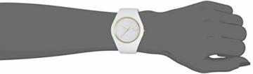 Ice-Watch - ICE glam White - Weiße Damenuhr mit Silikonarmband - 000981 (Small) - 9