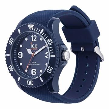 Ice-Watch - ICE sixty nine Dark blue - Blaue Herren/Unisexuhr mit Silikonarmband - 007278 (Medium) - 2