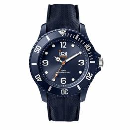 Ice-Watch - ICE sixty nine Dark blue - Blaue Herren/Unisexuhr mit Silikonarmband - 007278 (Medium) - 1