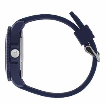 Ice-Watch - ICE sixty nine Dark blue - Blaue Herren/Unisexuhr mit Silikonarmband - 007278 (Medium) - 4