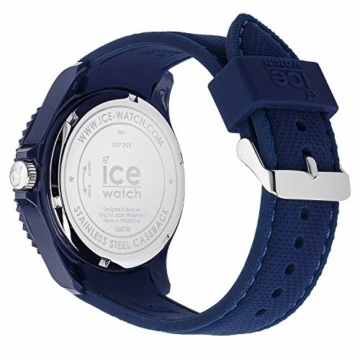 Ice-Watch - ICE sixty nine Dark blue - Blaue Herren/Unisexuhr mit Silikonarmband - 007278 (Medium) - 5