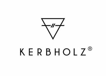 KERBHOLZ Holzuhr – Elements Collection Fritz analoger Unisex Multifunktions Uhr, Naturholz Ziffernblatt, echtes Lederarmband, Ø 40mm, Walnuss Schwarz - 7