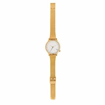 Komono Damenuhr Estelle Royale Gold-White KOMW2865 - 2