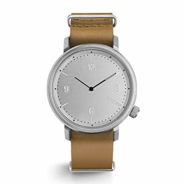 Komono Silver Magnus Metropolis horloge KOM-W1946 - 1
