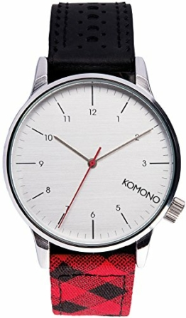 Komono Uhr Unisex kom-w2203–Mehrfarbig - 1
