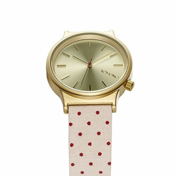 KOMONO Unisex Binär Quarz Uhr mit Stoff Armband KOM-W1837 - 3