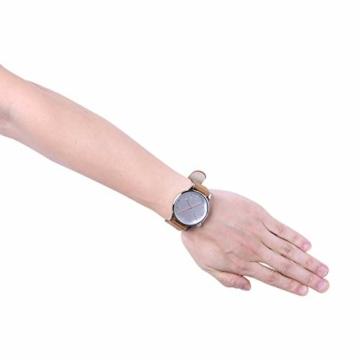 Komono Unisex-Uhr Analog Quarz mit Lederarmband – KOM-W2103 - 5
