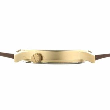 Komono Unisex-Uhr Analog Quarz mit Lederarmband – KOM-W2263 - 4