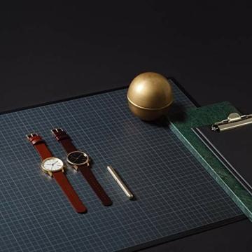 Komono Unisex-Uhr Analog Quarz mit Lederarmband – KOM-W2265 - 6