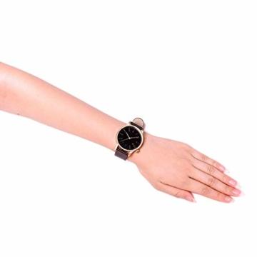 Komono Unisex-Uhr Analog Quarz mit Lederarmband – KOM-W2265 - 8