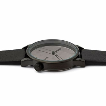 Komono Unisex-Uhr Analog Quarz mit Lederarmband – KOM-W2890 - 3