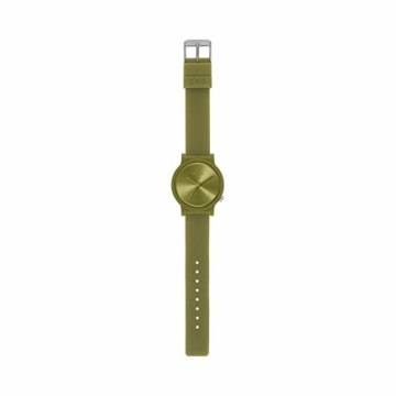 Komono Unisex-Uhren Analog Quarz One Size Grün 32015272 - 2