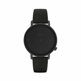 Komono Unisex-Uhren Analog Quarz One Size Schwarz 32015283 - 1
