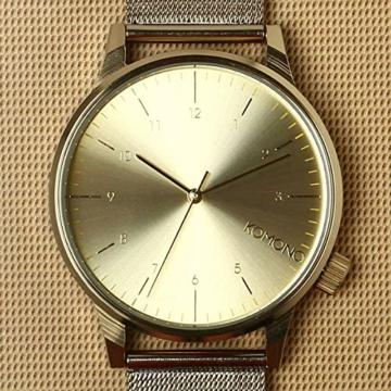 Komono Winston Royale Unisex Armbanduhr KOM-W2351 - 5
