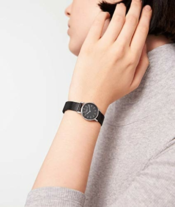 Liebeskind Berlin Damen Analog Quarz Armbanduhr mit Edelstahlarmband - 2