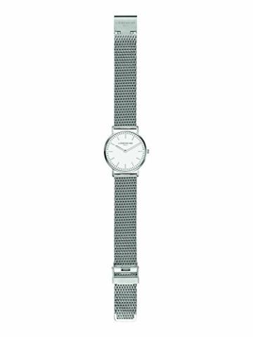 Liebeskind Berlin Damen Analog Quarz Armbanduhr mit Edelstahlarmband LT-0075-MQ - 4