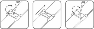 Liebeskind Berlin Damen Analog Quarz Armbanduhr mit Edelstahlarmband LT-0145-MQ - 7