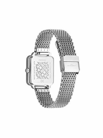 Liebeskind Berlin Damen Analog Quarz Armbanduhr mit Edelstahlarmband LT-0150-MQ - 3