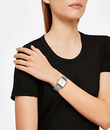 Liebeskind Berlin Damen Analog Quarz Armbanduhr mit Edelstahlarmband LT-0150-MQ - 6