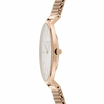 Liebeskind Berlin Damen Analog Quarz Armbanduhr mit Edelstahlarmband LT-0188-MQ - 3