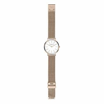 Liebeskind Berlin Damen Analog Quarz Armbanduhr mit Edelstahlarmband LT-0188-MQ - 5