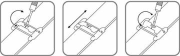 Liebeskind Berlin Damen Analog Quarz Armbanduhr mit Edelstahlarmband LT-0188-MQ - 8