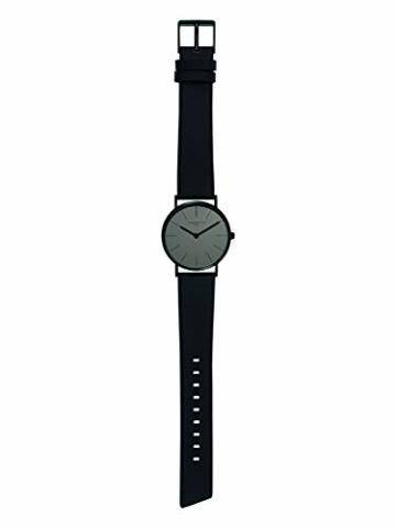 LIEBESKIND BERLIN Damen Analog Quarz Armbanduhr mit Leder Armband - 5