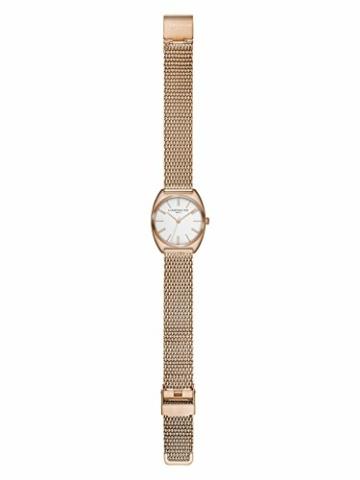 Liebeskind Berlin Damen Analog Quarz Uhr mit Edelstahl Armband LT-0051-MQ - 2