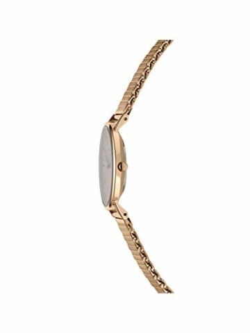 Liebeskind Berlin Damen Analog Quarz Uhr mit Edelstahl Armband LT-0169-MQ - 3