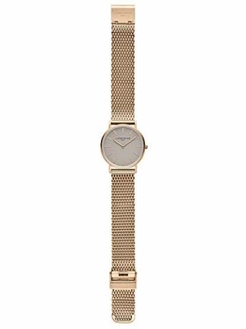 Liebeskind Berlin Damen Analog Quarz Uhr mit Edelstahl Armband LT-0169-MQ - 5