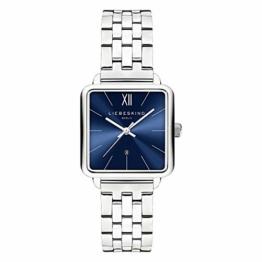 Liebeskind Berlin Damen Analog Quarz Uhr mit Edelstahl Armband LT-0182-MQ - 1
