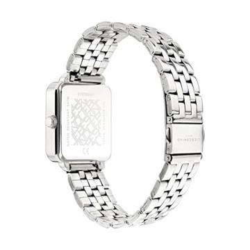 Liebeskind Berlin Damen Analog Quarz Uhr mit Edelstahl Armband LT-0182-MQ - 3