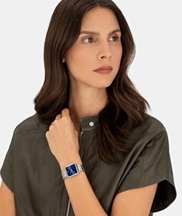 Liebeskind Berlin Damen Analog Quarz Uhr mit Edelstahl Armband LT-0182-MQ - 4