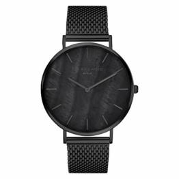 Liebeskind Berlin Damen Analog Quarz Uhr mit Edelstahl Armband LT-0190-MQ - 1