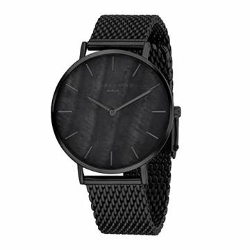 Liebeskind Berlin Damen Analog Quarz Uhr mit Edelstahl Armband LT-0190-MQ - 2