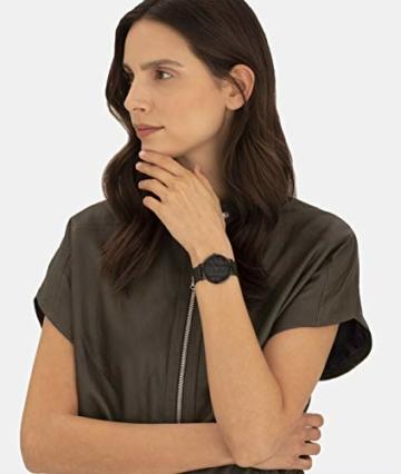 Liebeskind Berlin Damen Analog Quarz Uhr mit Edelstahl Armband LT-0190-MQ - 6