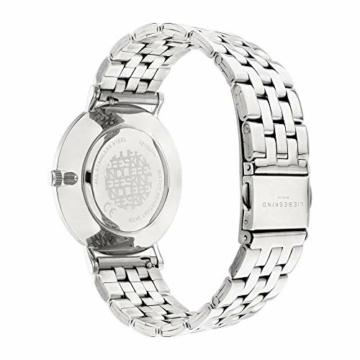 Liebeskind Berlin Damen Analog Quarz Uhr mit Edelstahl Armband LT-0211-MQ - 4