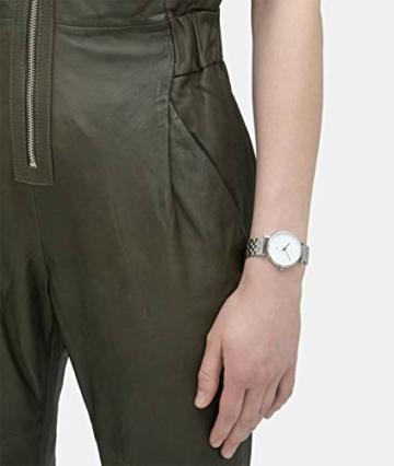 Liebeskind Berlin Damen Analog Quarz Uhr mit Edelstahl Armband LT-0211-MQ - 5