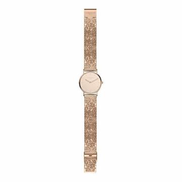Liebeskind Berlin Damen Analog Quarz Uhr mit Edelstahl Armband LT-0219-MQ - 5
