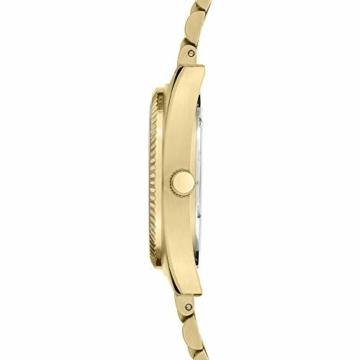 Liebeskind Berlin Damen Analog Quarz Uhr mit Edelstahl Armband LT-0260-MM - 4