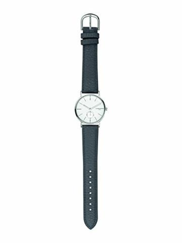 Liebeskind Berlin Damen Analog Quarz Uhr mit Leder Armband - 4