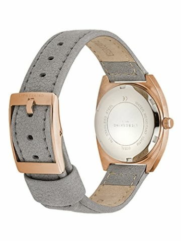 Liebeskind Berlin Damen Analog Quarz Uhr mit Leder Armband LT-0053-LQ - 2
